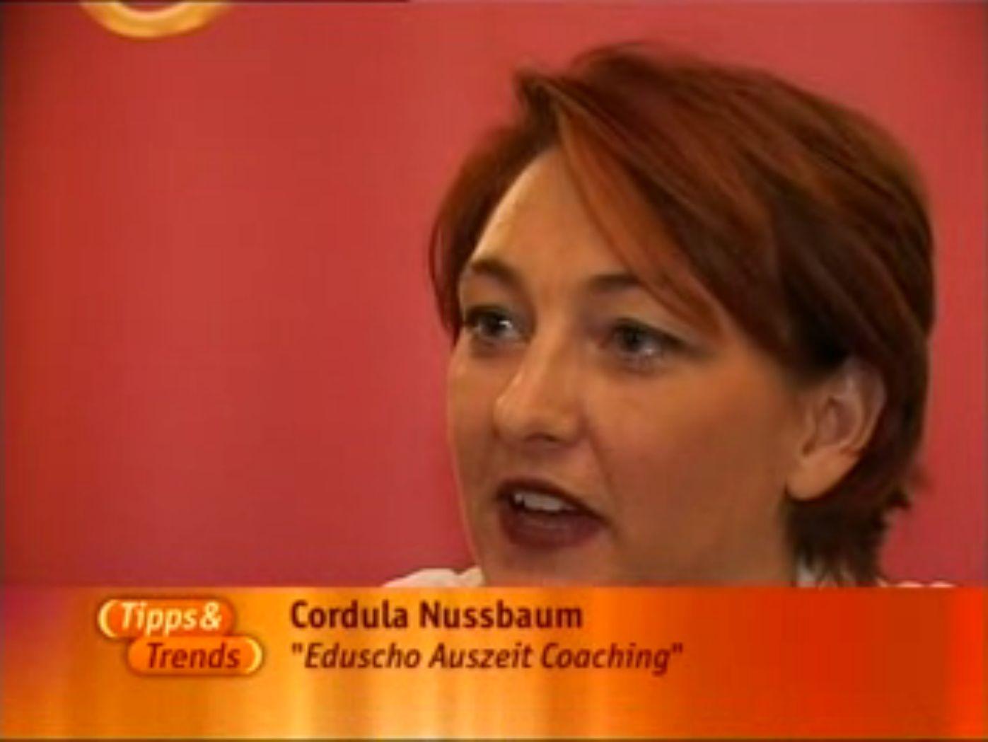 Roadshow Auszeit-Expertin RTL