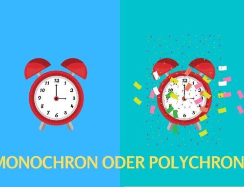 Monochron oder polychron?