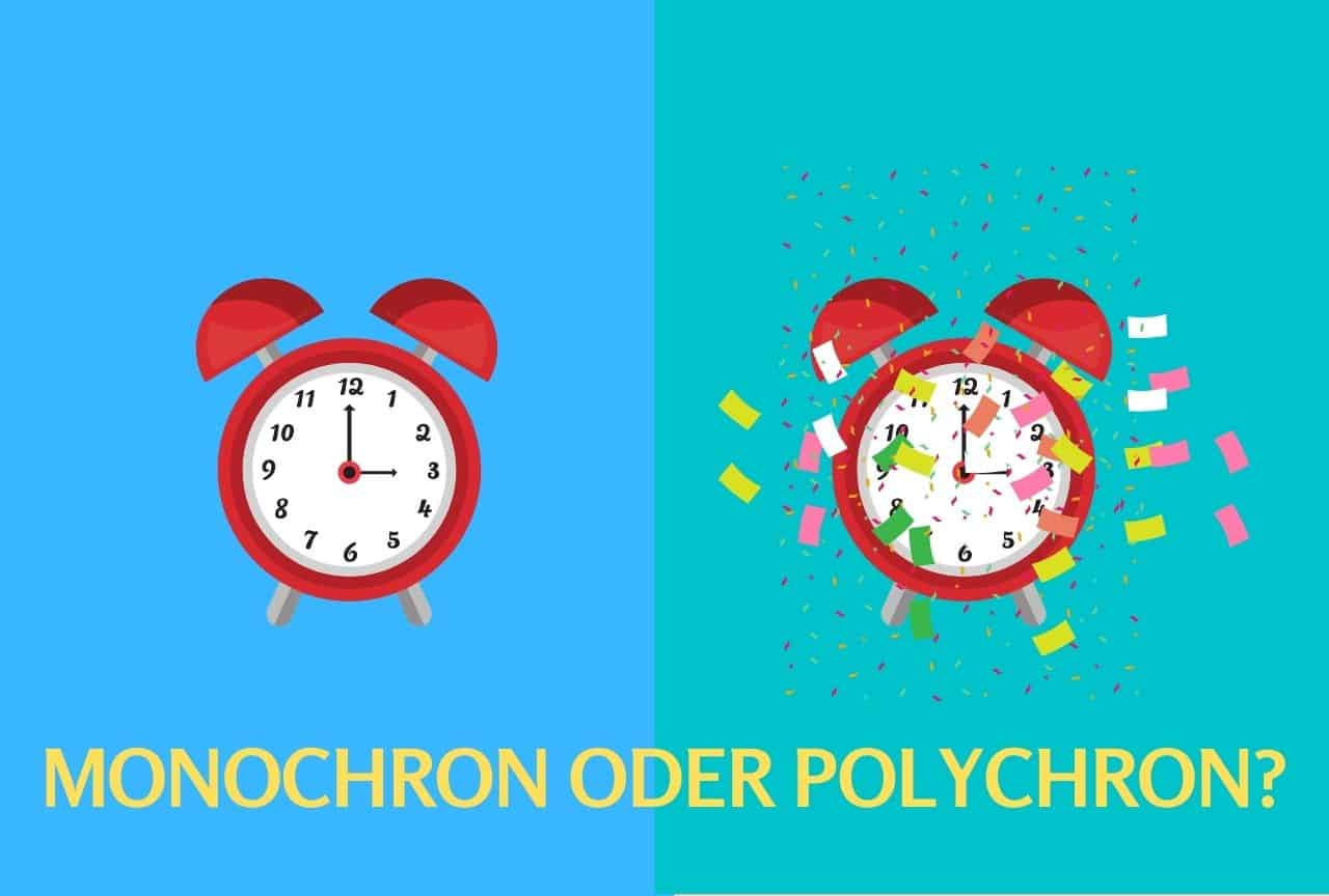 monochron oder polychron
