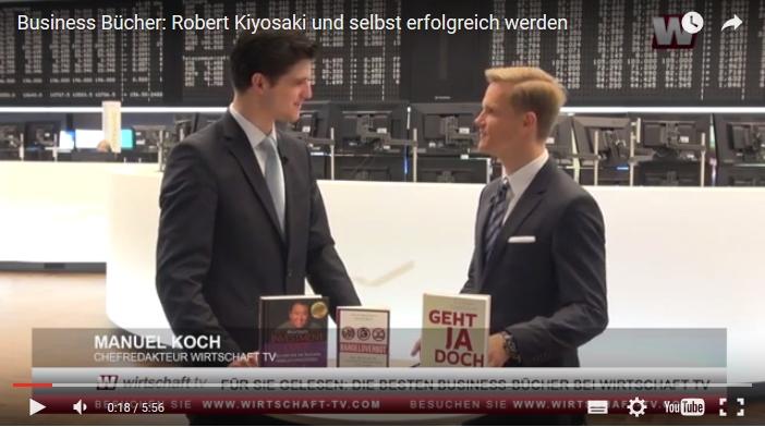 """Wirtschaft-TV – Buchempfehlung: """"Geht ja doch!"""""""