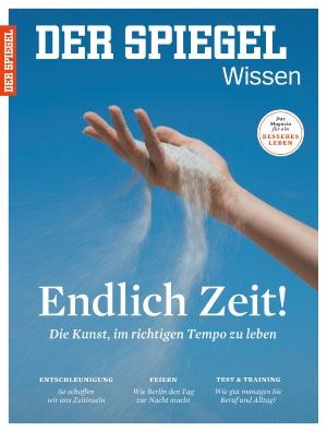 Der Spiegel: Titelgeschichte Endlich Zeit!