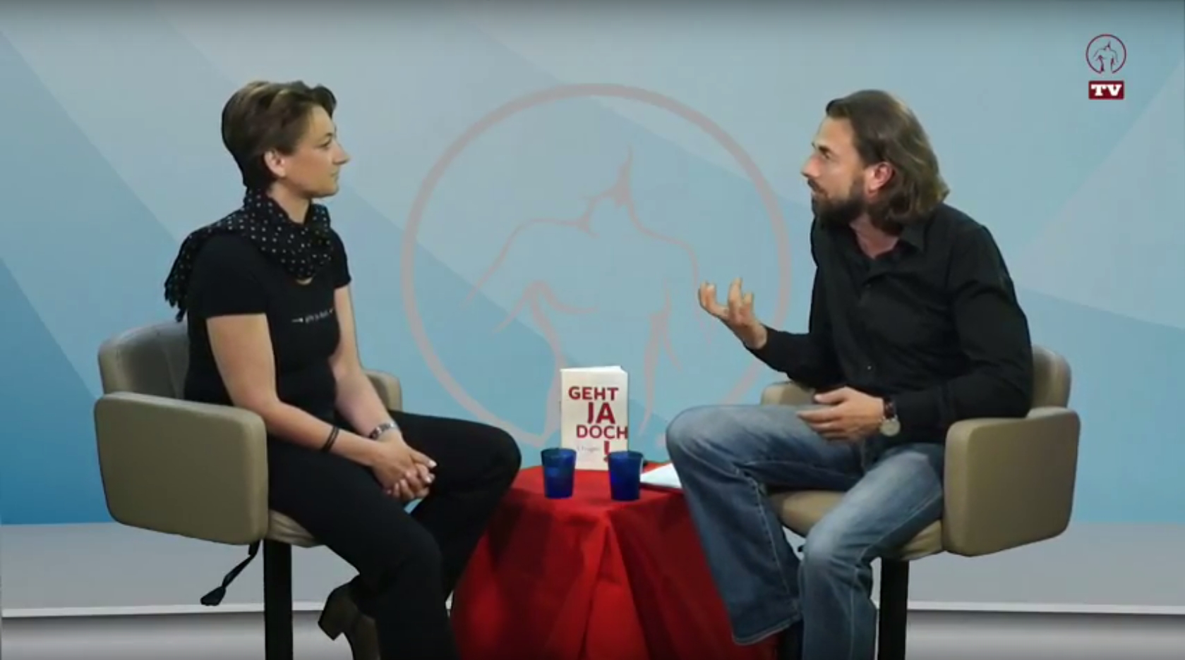 """Live-Talk mit Veit Lindau zum Buch """"Geht ja doch! Wie Sie mit 5 Fragen Ihr Leben verändern"""""""