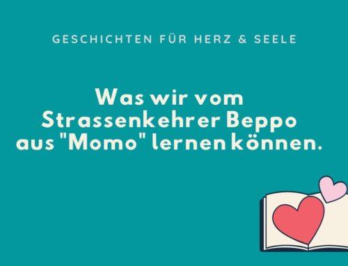 Momo und das Geheimnis von Strassenkehrer Beppo