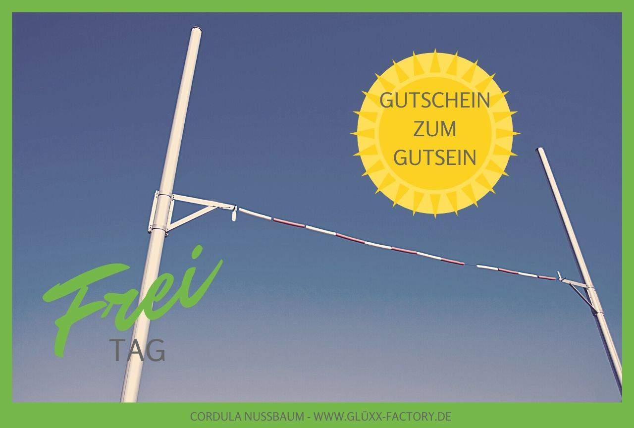 gUTSCHEIN ZUM GUTSEIN_Freit-Tag_2