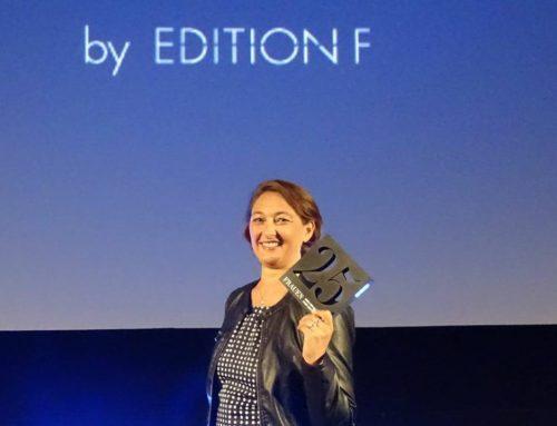 Edition F – Award für das Lebenswerk verliehen
