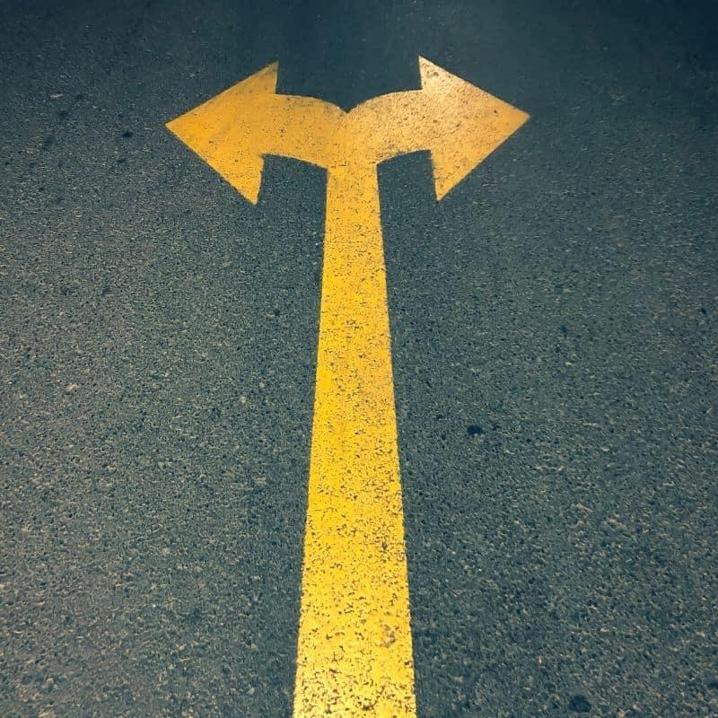 Nein sagen - manchmal eine schwierige Entscheidung