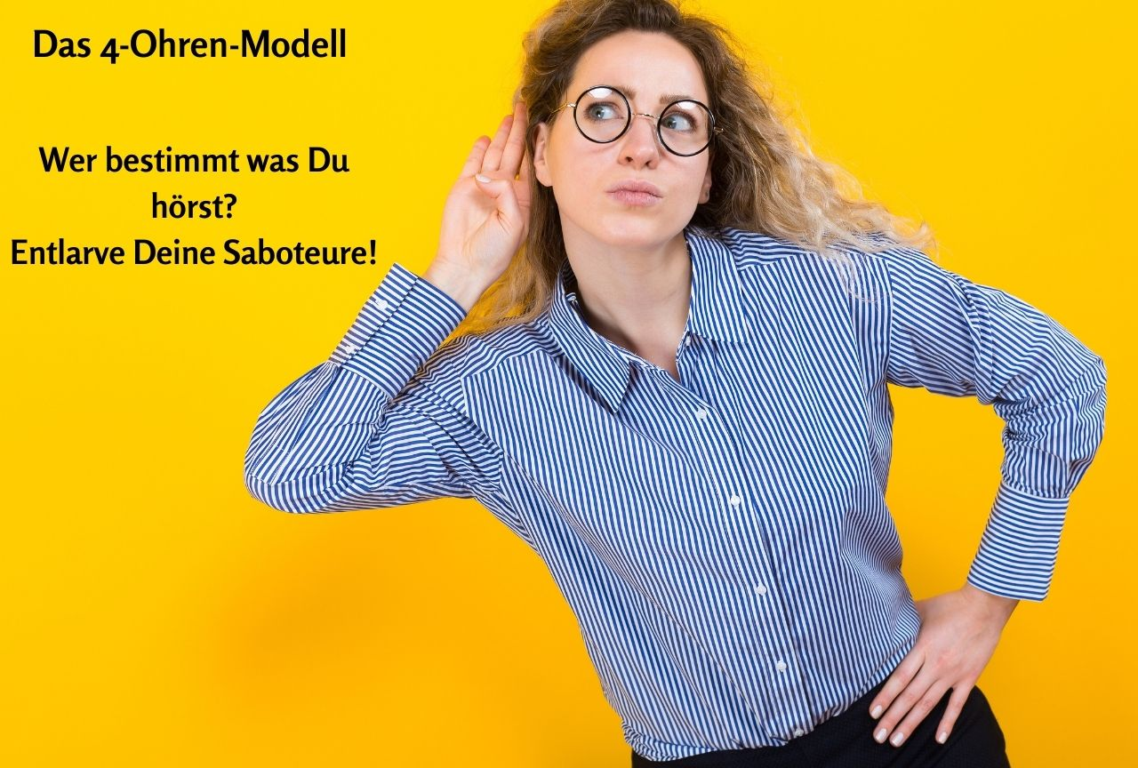 4-Ohren-Modell-Saboteure