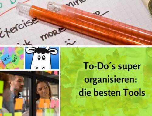 Aufgaben flexibel organisieren: Mit diesen To-Do-Liste-Vorlagen ein Kinderspiel