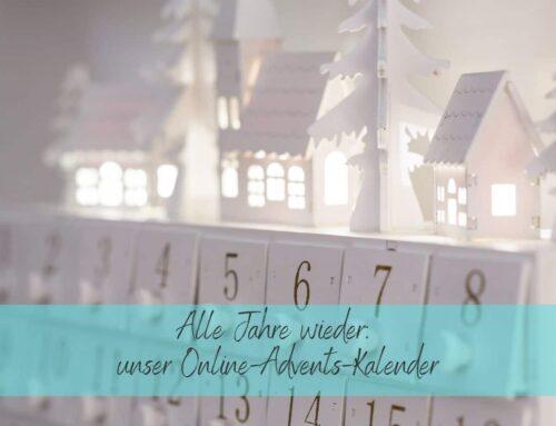 Online-Adventskalender – Gewinnen und Gutes tun!