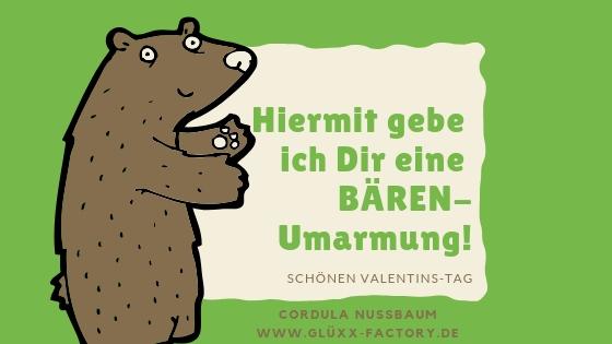 valentinstag, bear hug, netzwerken, networking