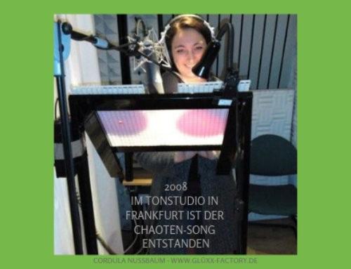Die Musik im Podcast – die Hymne der Kreativen Chaoten (AZM #078)