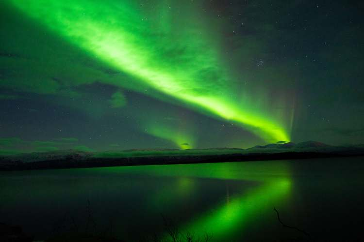 Glücksgefühle am Polarkreis (c) by Raffael Photography