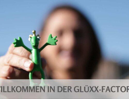 Bloggerin Cordula Nussbaum: Willkommen in der GlüXX-Factory