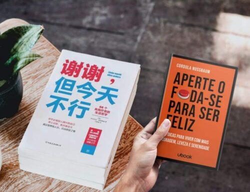 LMAA – Das Buch: Jetzt auch in Brasilien und China zu lesen