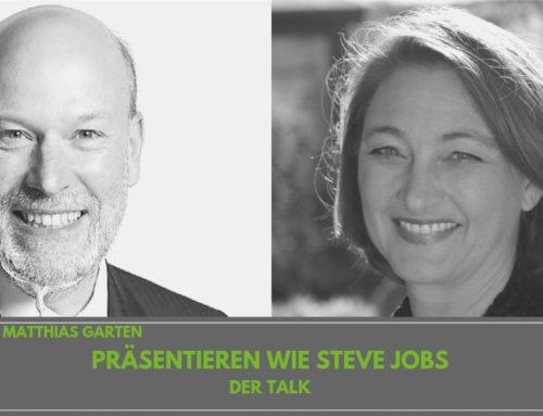 Präsentieren wie Steve Jobs. Mit PowerPoint begeistern (Podcastfolge #085)