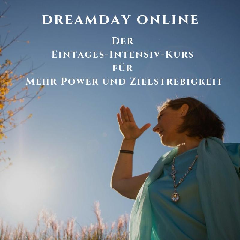 Dreamday - Der Masterplan für das neue Jahr. Ziele finden und erreichen. Besser als gute Vorsätze!