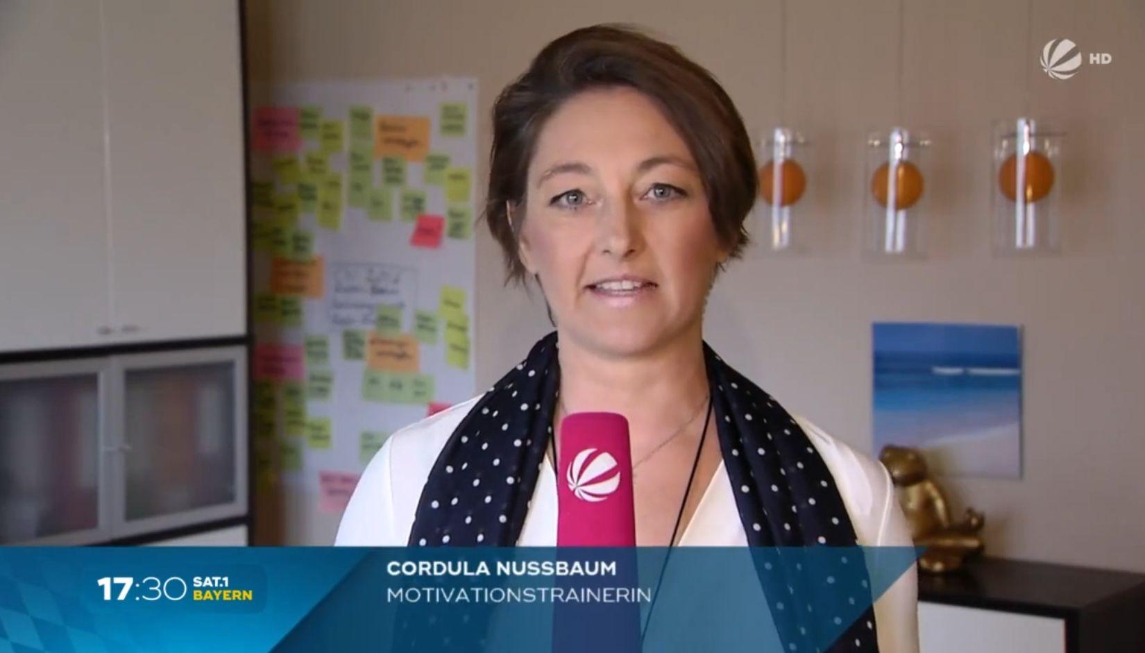 SAT1 Interview Fastenzeit Sinn und Motivation