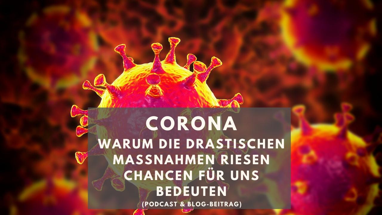 corona chance entschleunigen stress
