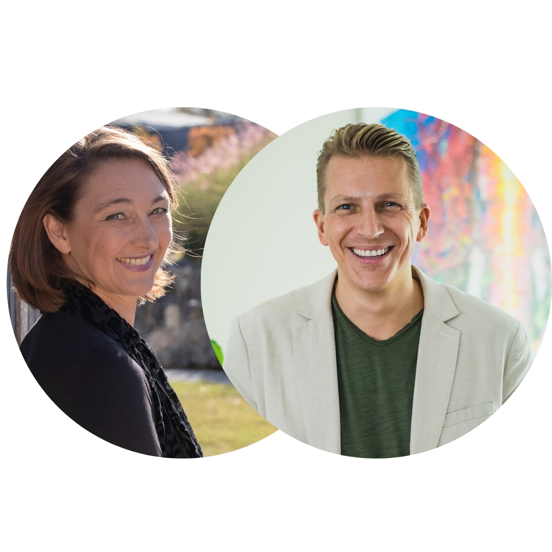 Tobias Beck lud Cordula zum Podcast-Gespräch Bewohnerfrei mit Tipps zum Homeoffice