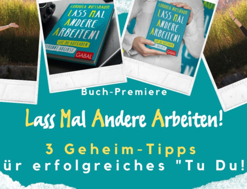 "Buchpremiere ""Lass Mal Andere Arbeiten!"" (YouTubeLive & Podcast #101)"