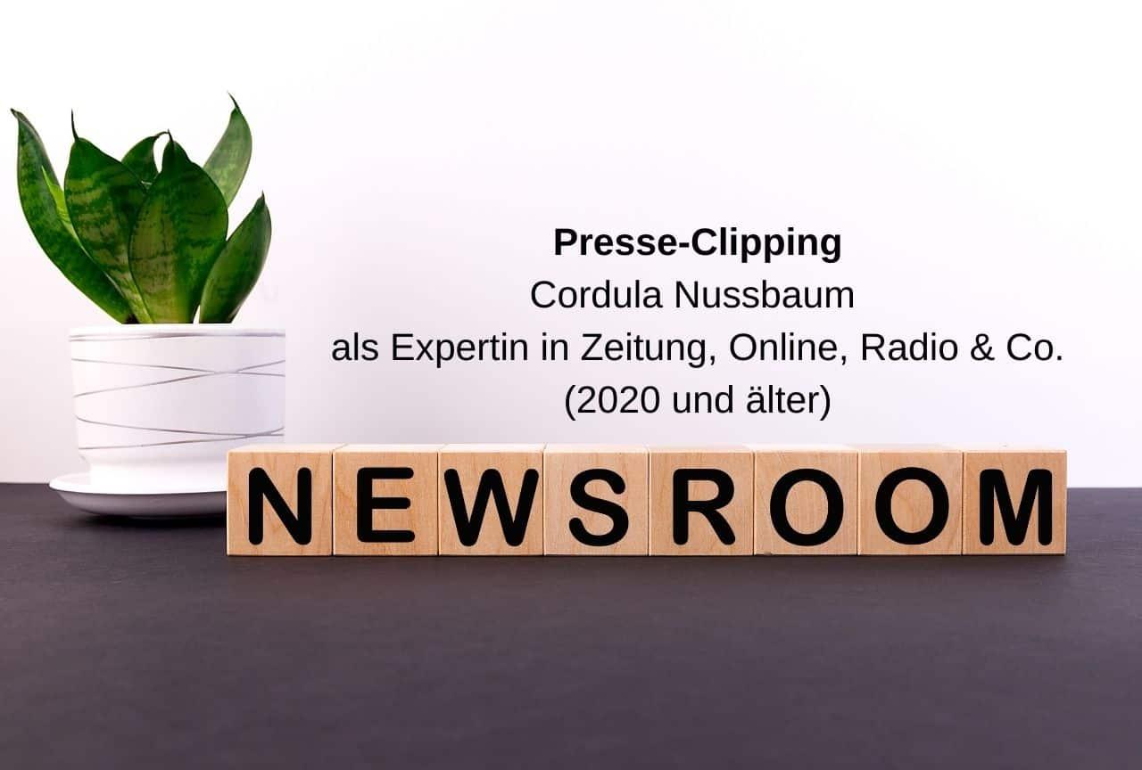 Clipping-Medien Expertin Cordula-2020-und-älter