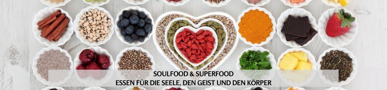 Soulfood & Superfood: Unser Essen ist ein wahrer Booster für das Immunsystem und die gute Laune.