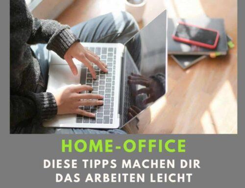 Homeoffice – Produktiv und erfolgreich zuhause arbeiten (Update)