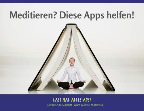 Meditieren? Diese Apps unterstützen