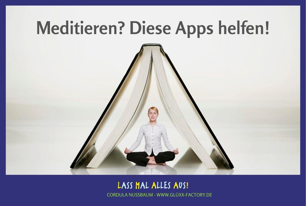 Meditieren? Diese Apps helfen-app