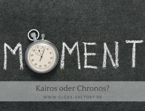 """Kairos oder Chronos? Warum Du Dich für den """"richtigen"""" Gott der Zeit entscheiden solltest"""