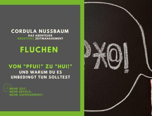 """Fluchen: Von """"Pfui!"""" zu """"Hui!"""" (Podcast#105)"""