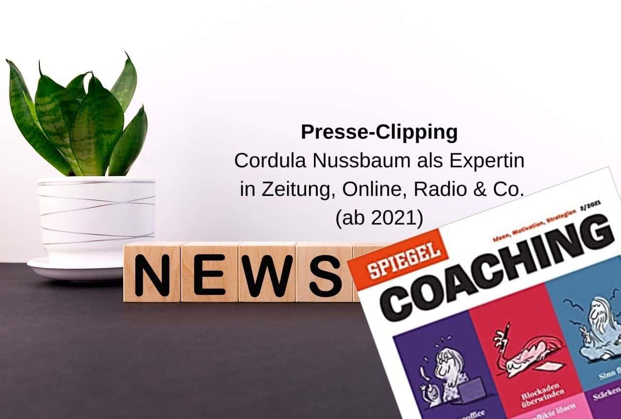 Presse Expertin Zeitmanagement Motivation Cordula-2021-2
