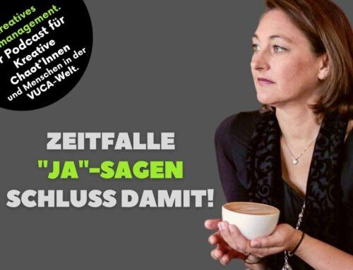 """Zeitfalle """"Ja""""-Sagen – Schluss damit! (Podcast#110)"""