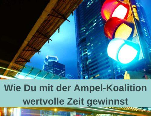 Ampel-Koalition: Die Übung Deines Lebens